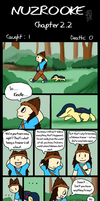NuzRooke Silver - Chapter 2 - Page 6 by DragonwolfRooke