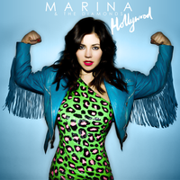 Marina and the Diamonds by mycover