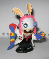 CustomRabbid - Yiyo by Shakahnna