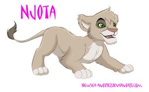 Comission: Njota by NewSea-ANother