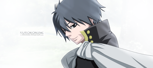 Fairy tail 340 Zeref by KUROKOKING