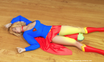 Kara Passed Out by orionsforge