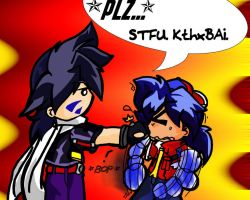 That -lovely- Beyblade canon by shinneth