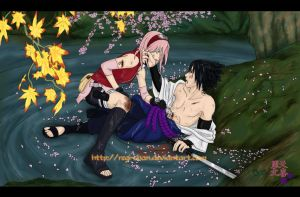 Love+Hate C- SasuSaku by Regi-chan