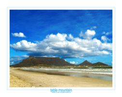 Table Mountain by jpgreeff