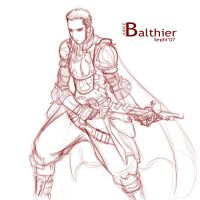 Judge Balthier by LuriaShima