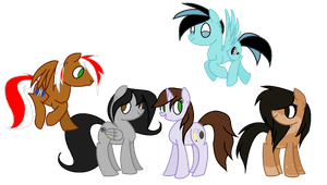 You gais are my like my bestest friends by vega37