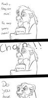 Cookie War [Short Comic] by Chan98