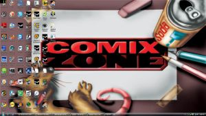 My Current Desktop by zigzagd4life