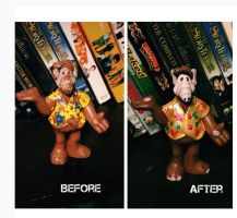 ALF restored by Makinita