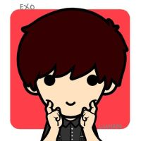 EXO - Luhan Icon by GumihoAi