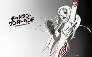 Deadman Wonderland Shiro by Turuhuha