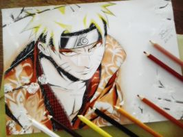 Naruto by Robert-Sennin