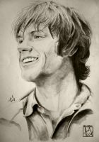 Road to Realism : Sam Winchester by Iza-nagi