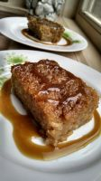 Sweet Sticky Rice with Caramel Sauce by SpanofTime
