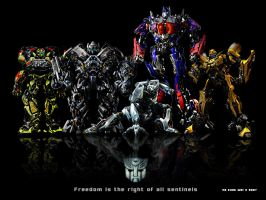 transformers autobots by megavalve