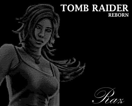 Lara croft Reborn by razr310