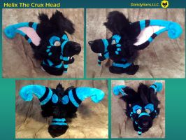 Helix the Crux Head by DandylionsLLC