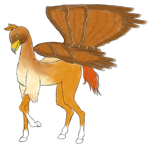 Hippogryphy Sketch