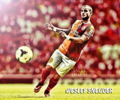 Wesley Sneijder by am4r4l