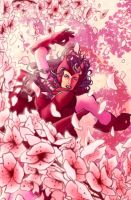 Scarlet Witch by FrnzHauser