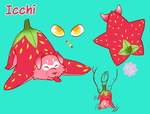 MYO Starfish Pup Contest Entry - Icchi by chiyokins