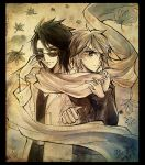 Inkwash AT: LukexDaniel by Ruriko-sama