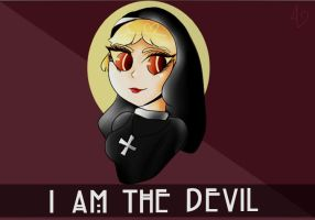Sister Mary Eunice by LittleLet