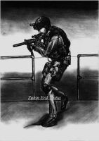 Navy SEAL by amorousdino