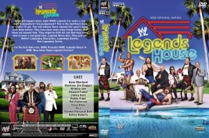 WWE Legends House DVD Cover by Chirantha