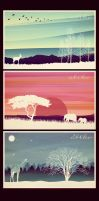 The Animals by abiko