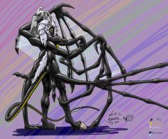 Wraith Chimera Nephilidus by Wraith-Flametail