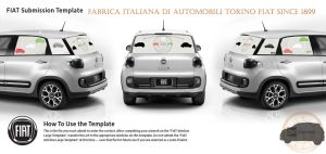 FIAT 500 L HERITAGE by HindaSart