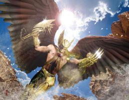 The NEW 52 - HAWKMAN by Katase6626