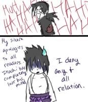Sasuke's Apologies by AsterUchiha