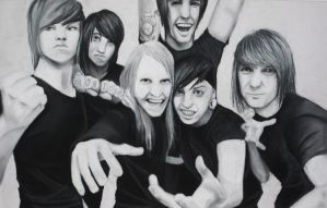A Skylit Drive by Death-by-KIRA