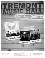 Tremont Music Hall by Wyel