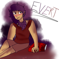 i did a palette thing for Evert uwu by NekoKitty447