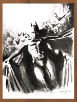 Batman 082012 by ChrisMcJunkin