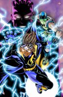 DC Static Shock by WiL-Woods