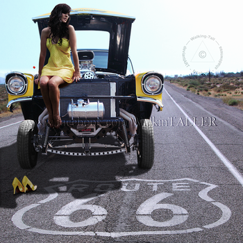 Route 66 - I by Walking-Tall