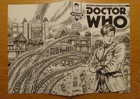 Eleventh Doctor Issue 1 by PAULSWAIN