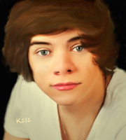 Harry Styles by kristenmargina