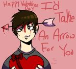Valentines Day Card by Ilovefaygoslushies