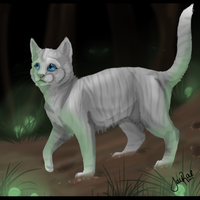 Ivypool's Dark Secret by TheMoonfall