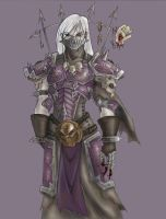 Cultist of Slaanesh by Graphite-Dream