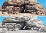 Dessert Rocks - Textured and Clay by 3DLandscapeArtist