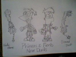 PnF New Duds TCL and SHA2 by KHXhero