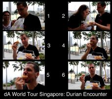 DevMeet: Durian Encounter by Timothy-Sim