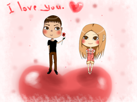 I love you by VanessaKILLER